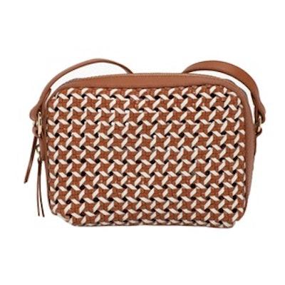 Braided Shoulder Bag