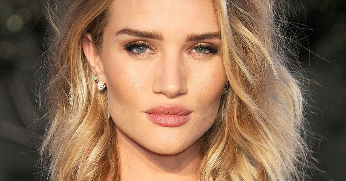 Rosie Huntington-Whiteley Shares Her View From Fashion