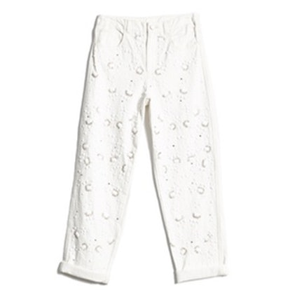 Sabrina Embellished Relaxed Jeans