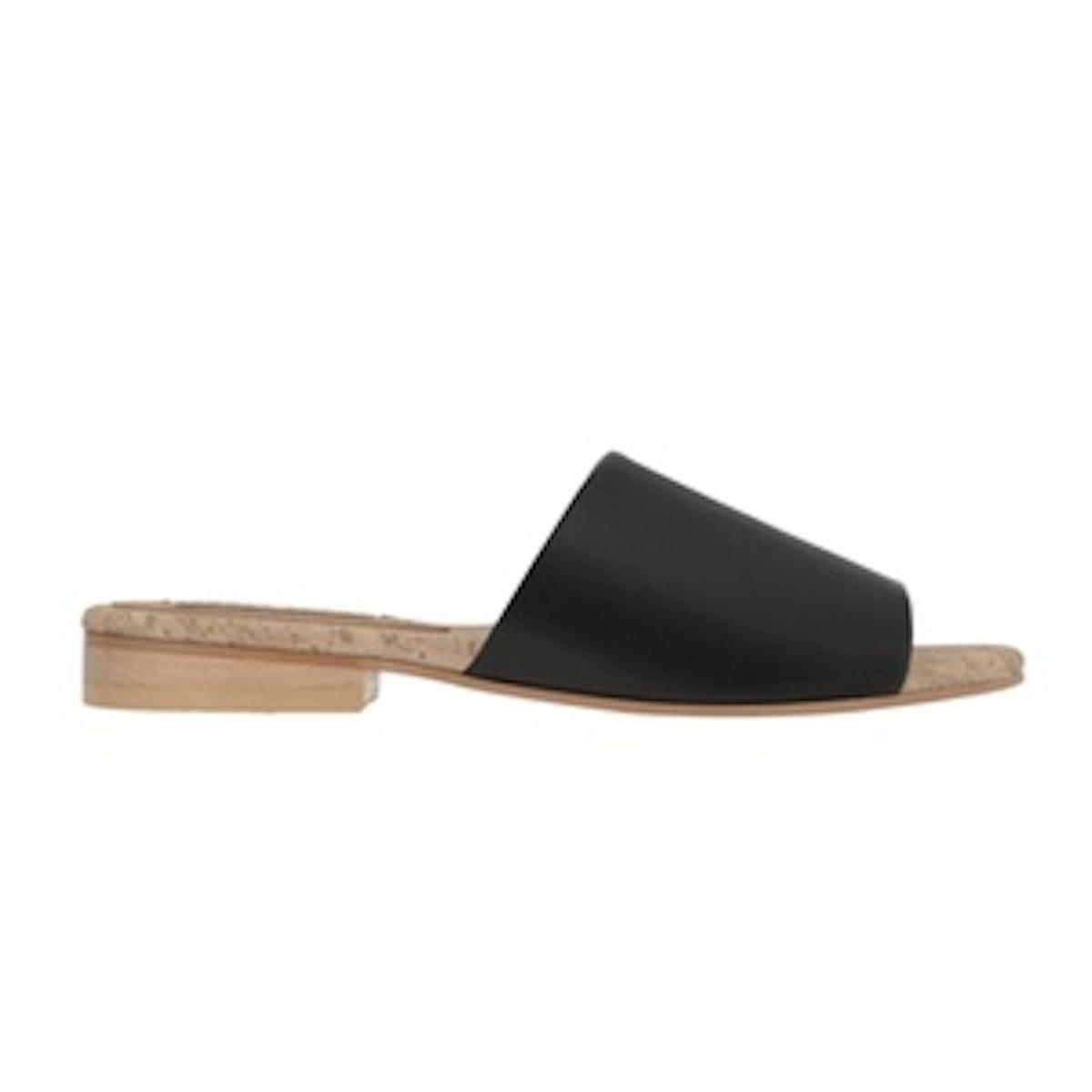 Flat Slide Black