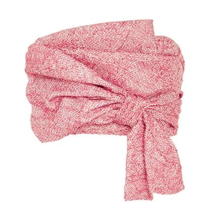 Wrap Bustier Top