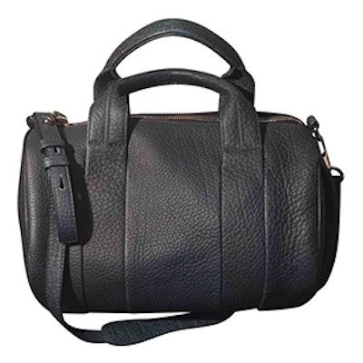 Rocco Leather Satchel