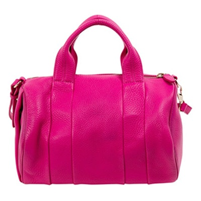 Rocco Leather Crossbody Bag