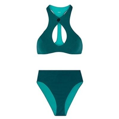 East Cutout Bikini Top & Alton Bikini Briefs