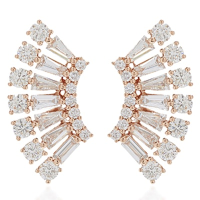 Ava Floating Earrings