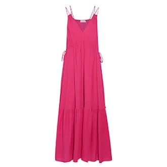Daphne Cotton-Crepon Maxi Dress