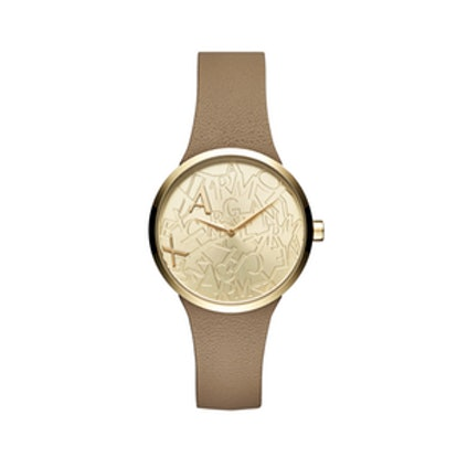 Scattered Logo Watch