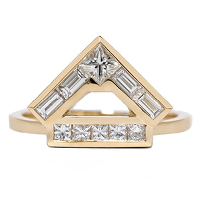 Glow Diamond Ring