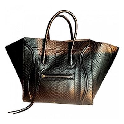 Luggage Phantom Python Handbag