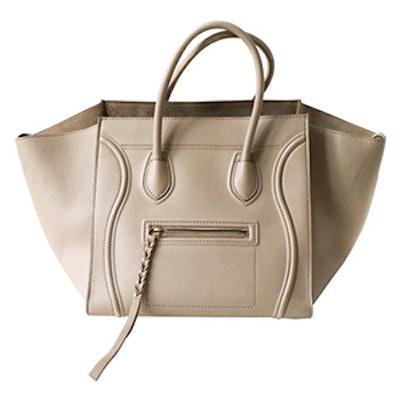 Luggage Phantom Leather Handbag