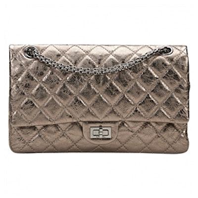 2.55 Patent Leather Handbag