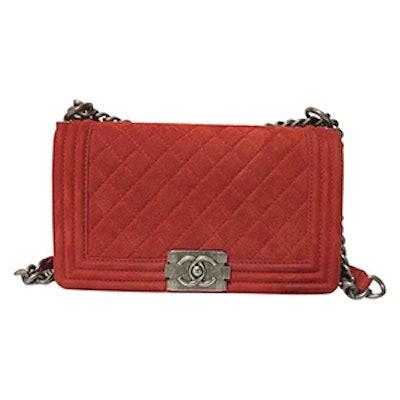 Boy Leather Handbag