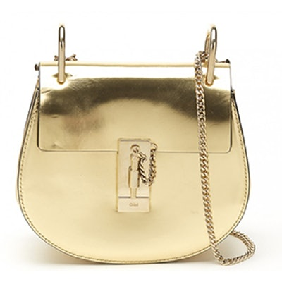 Drew Leather Handbag