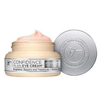 Confidence in an Eye Cream