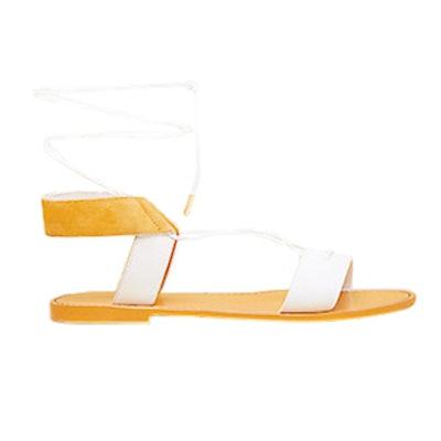 Estonia Leather Sandal