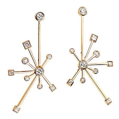 Kaboom & Stars Earrings