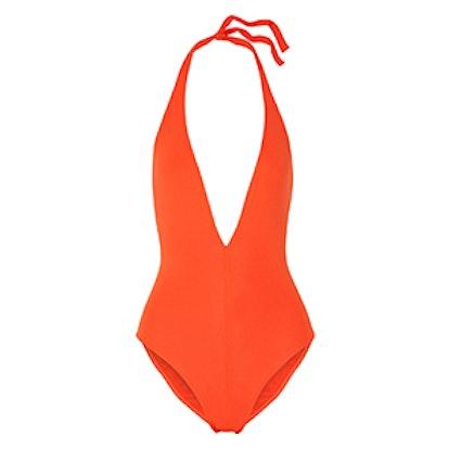 Les Essentiels Cachette Halterneck Swimsuit