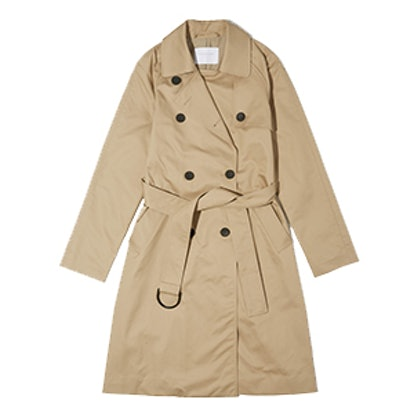 The Drape Trench Coat