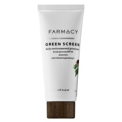 Green Screen Daily Environmental Protector Broad Spectrum SPF 30 Sunscreen with Echinacea GreenEnvy™