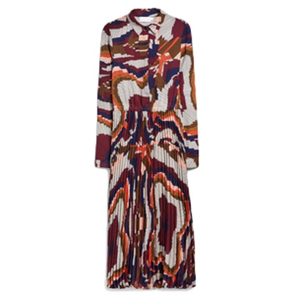 Bea Pleated Dress