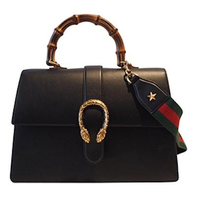 Dionysus Leather Handbag