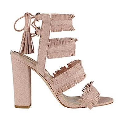 Econi Fringe Sandals