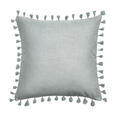 Tasselled Cushion Cover
