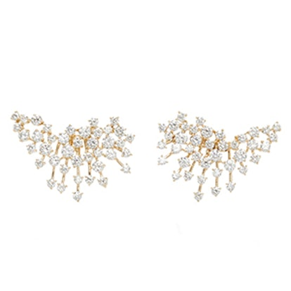 18K Yellow Gold Luminus Earrings