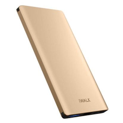 iWalk Portable Power Bank Cellphone Charger