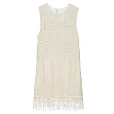 Agoti Crochet Dress