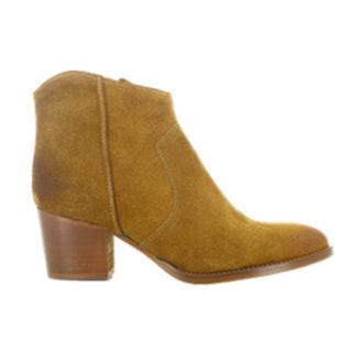 Upper Heeled Boots