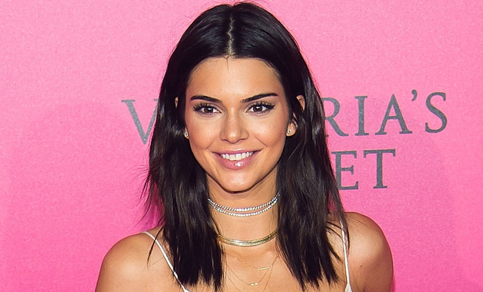 You have to see kendall jenner meet the worlds most adorable kitten m4hsunfo