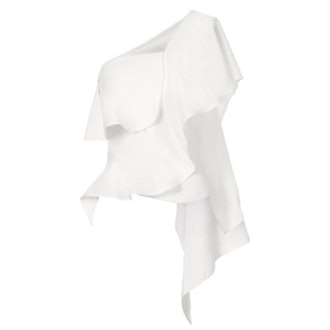 Sari One Shoulder Top