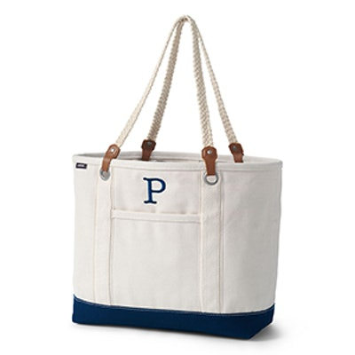Novelty Rope Tote