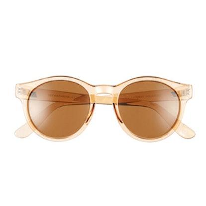 Hey Macarena Polarized Retro Sunglasses