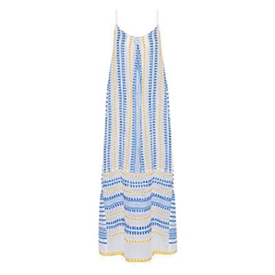 Tabtab Cotton-Blend Gauze Maxi Dress