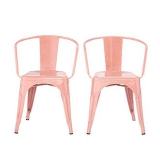 Carlisle Metal Dining Chairs