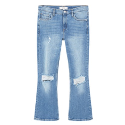 Flare Trumpet Jeans