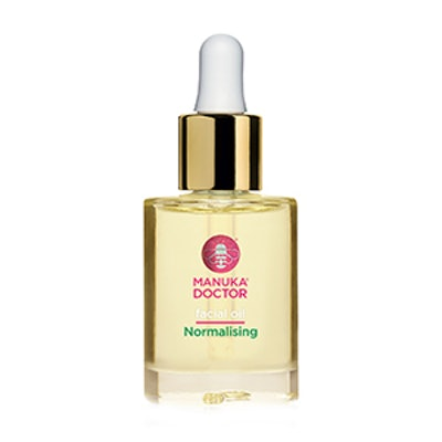 Normalizing Face Oil