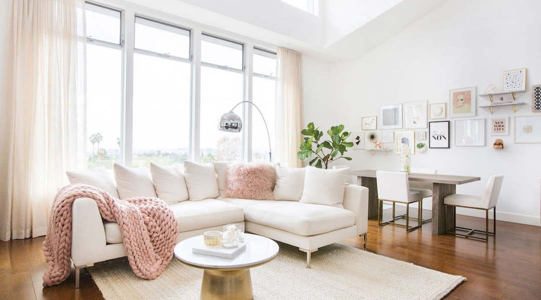21 Millennial Pink Things For Your Home You Ll Be Obsessed