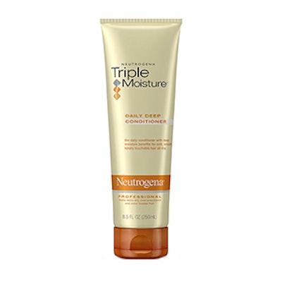 Neutrogena Triple Moisture Daily Deep Conditioner