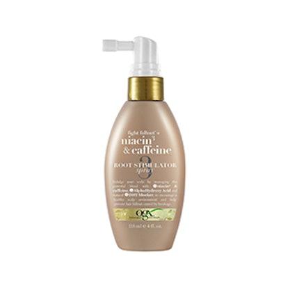 Anti-Hair Fallout Niacin3 + Caffeine Root Stimulator Spray