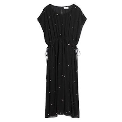 Chiffon Kaftan Dress