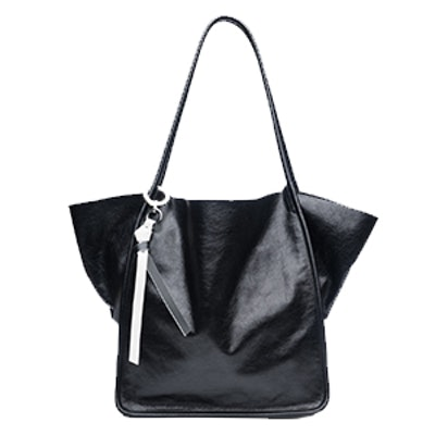 Extra Large Tote In Black