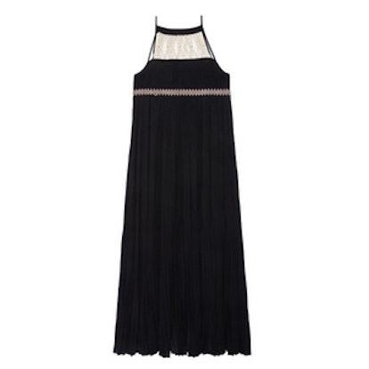 Gwynn Pleated Gown