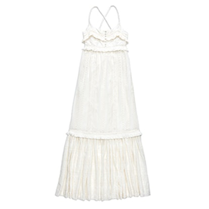 Riley Eyelet Gown