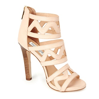 Sengal Leather Heeled Sandals