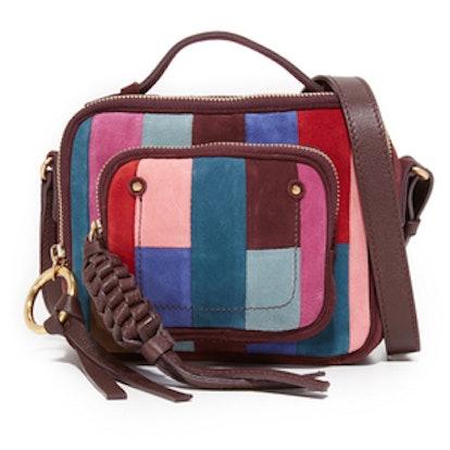 Pattie Patchwork Camera Bag