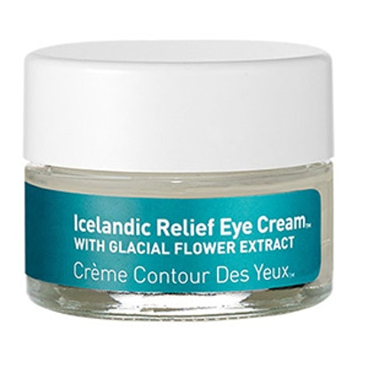 Icelandic Relief Eye Cream with Glacial Flower Extract