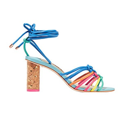 Copacabana Knotted Leather Sandals